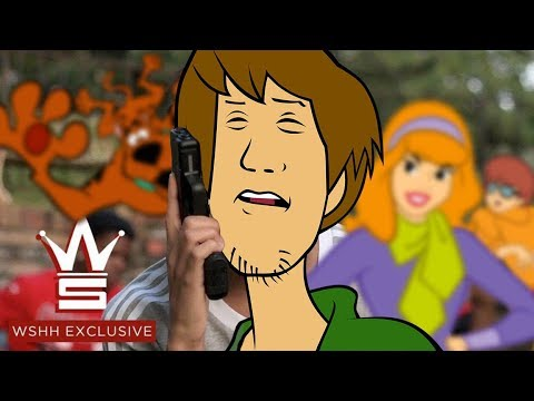 Shaggy and Scooby are