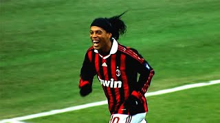 The Day Ronaldinho played his best football with Milan