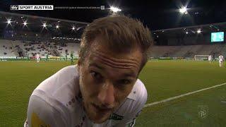 WAC-Profi Mario Leitgeb kritisiert Schiedsrichter direkt vor TV-Kamera