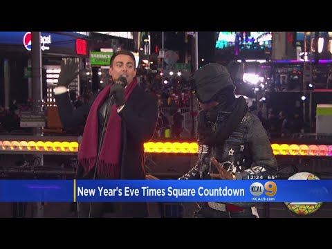 Actor, Host Jonathan Bennett Talks New Year's Eve In Times Square