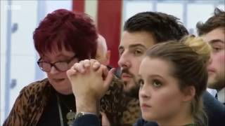 Selective Mutism The One Show  21/11/16