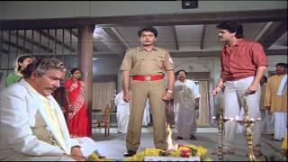Chinna Babu Full Movie Parts:04/11 | Nagarjuna | Amala | Suresh Productions