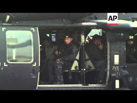 Attorney General's Office comment on arrest of Sinaloa drug chief 'Chapo' Guzman