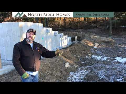 Custom Homes Series - Episode 34: Deep Foundations on View Lots