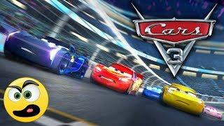 CARROS 3 - Correndo para Vencer - Parte 2 [ DUBLADO PT-BR ] Caraca Games
