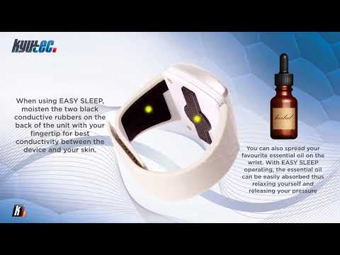 How To Use The Kyutec Easy Sleep