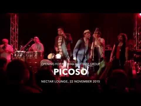 Picoso opens for Pedrito Martinez Band | Nectar Lounge 11.22.15