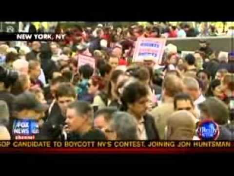 Glenn Beck Back On Fox News To Demonize And Hate Monger About Occupy Wall Street