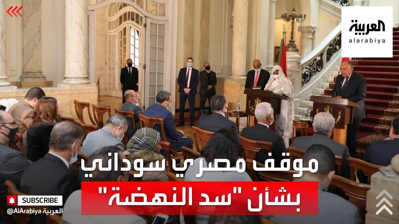 اتفاق مصري سوداني ضد تعنت أديس أبابا بمفاوضات سد النهضة  - نشر قبل 5 ساعة