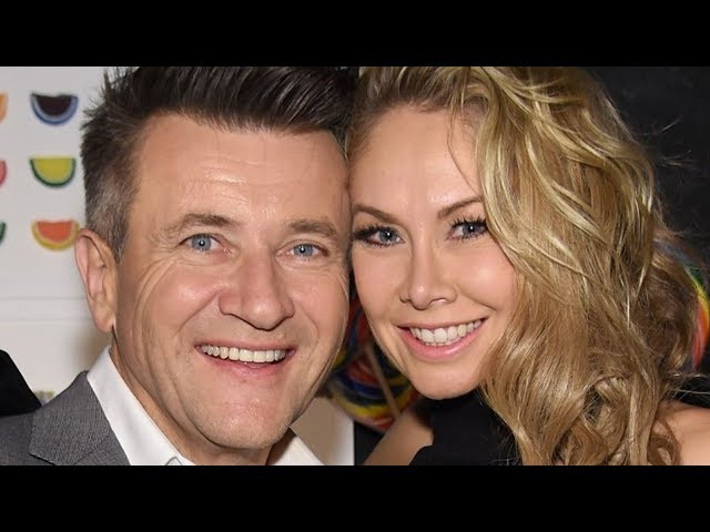 Strange Things About Robert Herjavec And Kym Johnsons Marriage