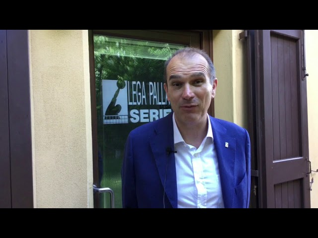 15-05-2020: Massimo Righi nuovo presidente di Lega Pallavolo Serie A