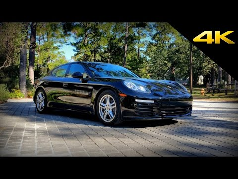 2014 Porsche Panamera 4 - Ultimate In-depth Look in 4K