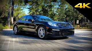 Porsche Panamera 2014 Videos