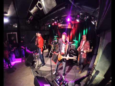 Audiofreax Live - Downtown Blues Club Hamburg - Doctor Alibi [Cover]