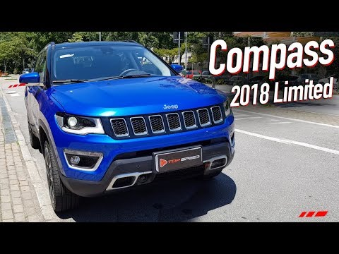 Jeep Compass Diesel Limited 2018  | Canal Top Speed