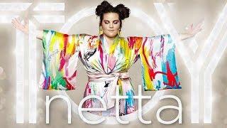 Нета Барзілай – Євробачення 2018 | Нетта - іграшки | Ізраїль Євробачення кліп 2018