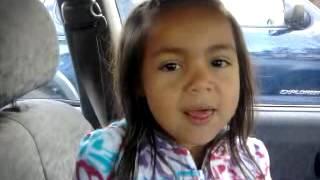 5 year old girl sings tech n9ne