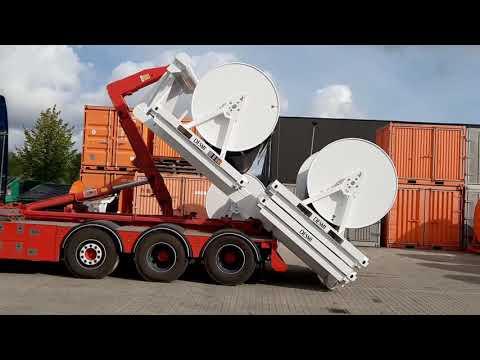 RO-BOOM Mobile Flat Rack