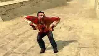 Zombie Chicken Dance