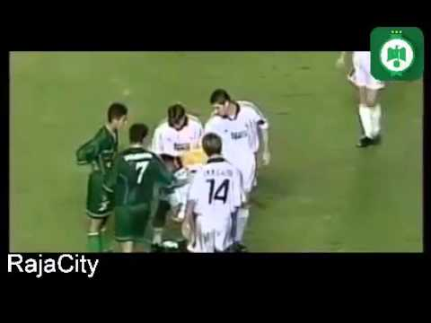 Raja Casablanca - Real madrid | coupe de monde des clubs 2000