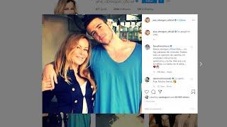"""Ana García Obregón reaparece en Instagram: """"Se apagó mi vida"""""""