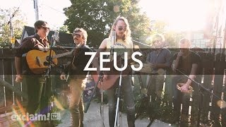 "Zeus - ""Where Is My Love"" on Exclaim! TV"