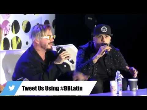 J Balvin Y  Nicky Jam- La mejor conferencia de los Billboard Latin Music Conferences 2017