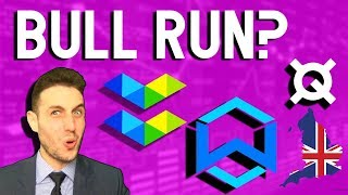THE REAL CRYPTO BULL RUN? ELASTOS PARTNERSHIPS, QUANTSTAMP + WANCHAIN | $BTC $VIT $TRAC