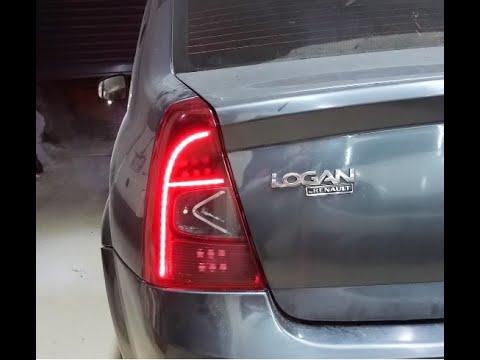 Dacia Logan Led Stop Yapımı