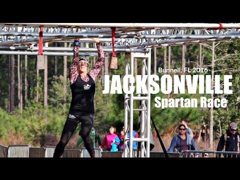 JACKSONVILLE SPARTAN RACE - Bunnell , FL 2016