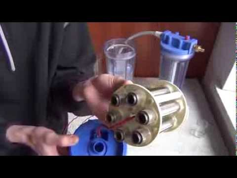 Ячейка стенли мейера водородный генератор схема