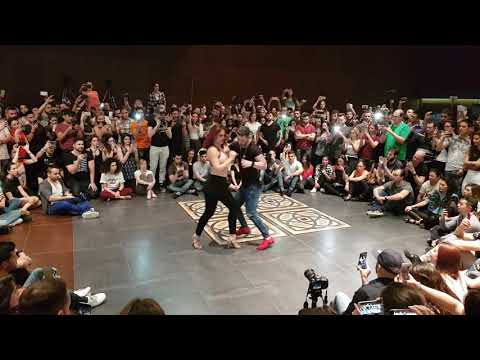 Daniel & Desiree - Bachata sensual - Bachatea World Congress 2018
