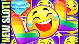 ★NEW EVERI SLOTS!★ LOL 😜 & CARNIVAL IN RIO SUPER SPIN Slot Machine Bonus