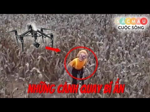 Những cảnh quay BÍ ẨN được quay lại bởi FLYCAM !!!