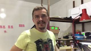 Игорь Семченко изготавливает изделия из кожи