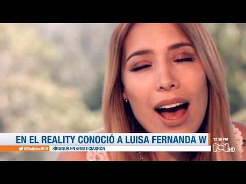 """""""Amor de mi vida..."""": El mensaje de Luisa Fernanda W a Legarda"""