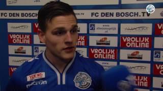 FC Den Bosch TV: Korte interviews FC Den Bosch - RKC Waalwijk
