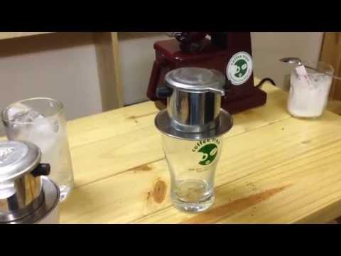 Hướng dẫn pha cà phê nguyên chất ngon