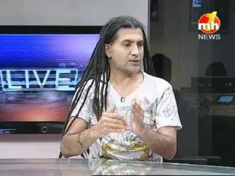 Apache Indian on MH1 NEWS CHANNEL Part - 1