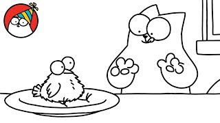 Festive Feast & Other Cat Capers - Simon's Cat | SHORTS