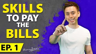 5 Skills You Need To Make Money Online - Skills To Pay The Bills