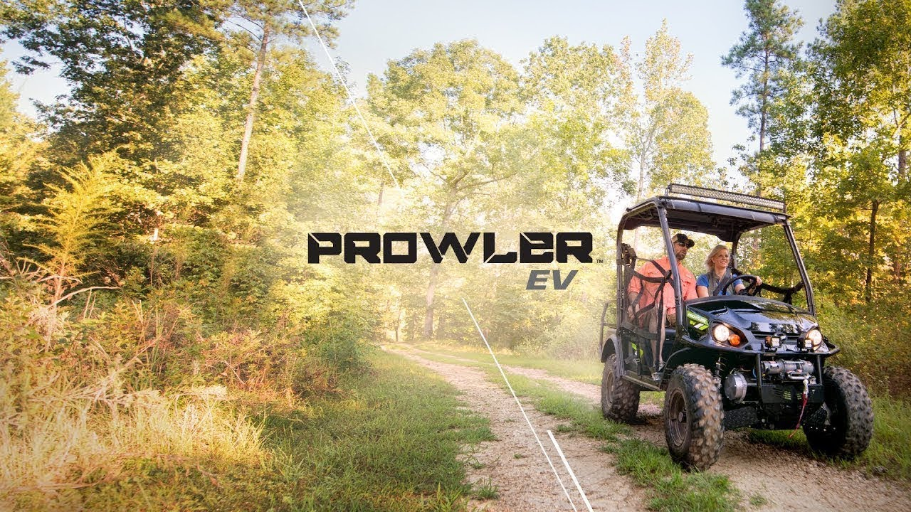 Textron Off Road | Prowler™ EV