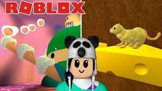 WHAT'S BEHIND THE ICE CREAM PARLOR? | ROBLOX (Escape The Ice Cream Shop obby!)
