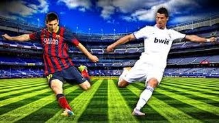 ليو ميسي ضد كريستيانو رونالدو !!! افضل 10 ضربات حرة في تاريخهم لا ايفوتكم