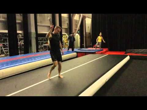 Round off training at Circus Helsinki 24.11.2015