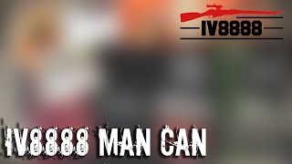 IV8888 Man Can February 2018 Unboxing