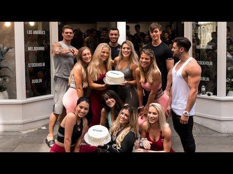 London | Gymshark LDN Store