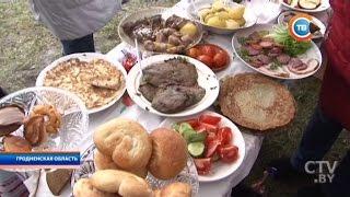 Белорусский пир на весь мир: зарубежные туристы в восторге от «пикника» на Августовском канале