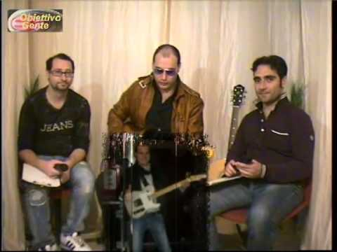 Obiettivo Gente 21° puntata - Live acustico di Gianluca Loperfido