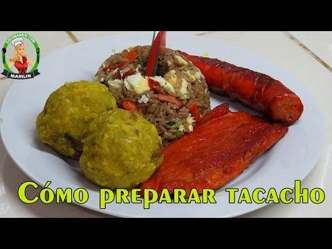 Cómo preparar tacacho | Mi estilo | Cocinando con Marilin